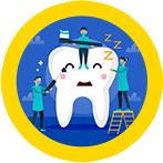 Лечение зубов<br> во сне