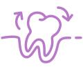Видалення <br> молочних зубів